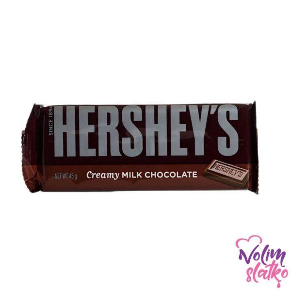 Hershey's Milk Chocolate 40g 1