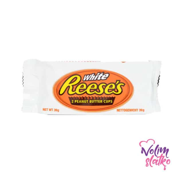 Reeses White Peanut Butter Cups 39g 1