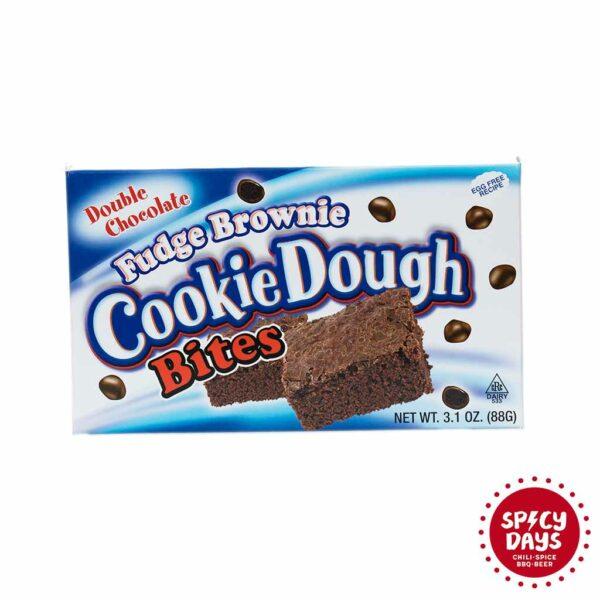 Cookie Dough Bites Fudge Brownie 88g 1