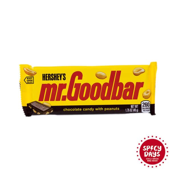 Hershey's Mr. Goodbar 49g 1