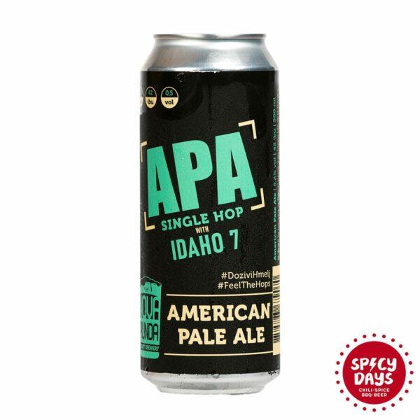 Nova Runda APA Single Hop: Idaho 7 0,50l 1