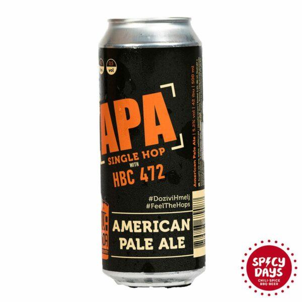 Nova Runda APA Single Hop: HBC 472 0,50l 1