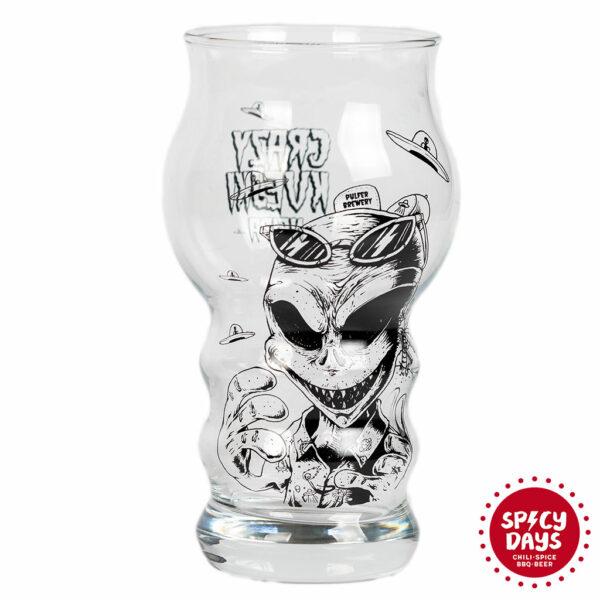 Pulfer Crazy Kvejki čaša 0,33l 1