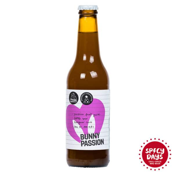 Zmajska pivovara Bunny Passion 0,33l 1