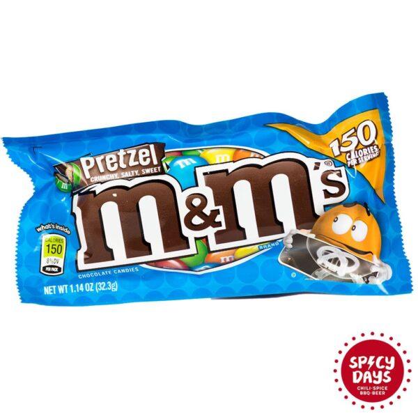 M&M's Pretzel 32,3g 1