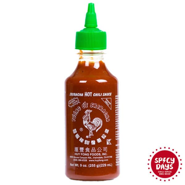 Huy Fong Sriracha ljuti chili umak 255g 1