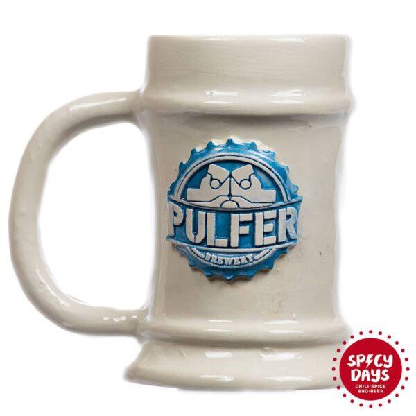Pulfer keramička krigla 0,50l 1