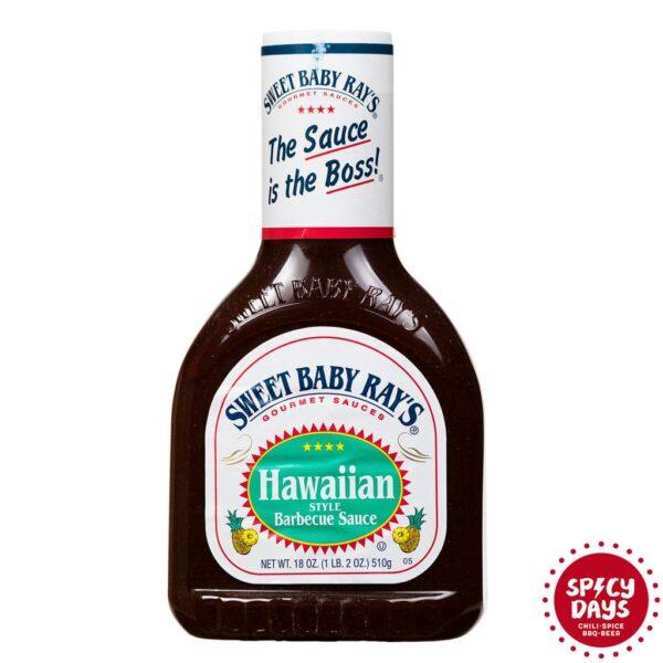 Sweet Baby Ray's Hawaiian style BBQ umak 510g 1