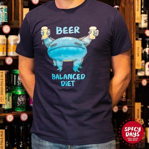 Balanced Diet Beer majica 1