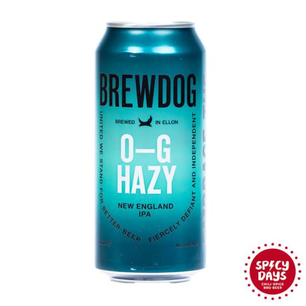 Brewdog O-G Hazy 0,44l 1