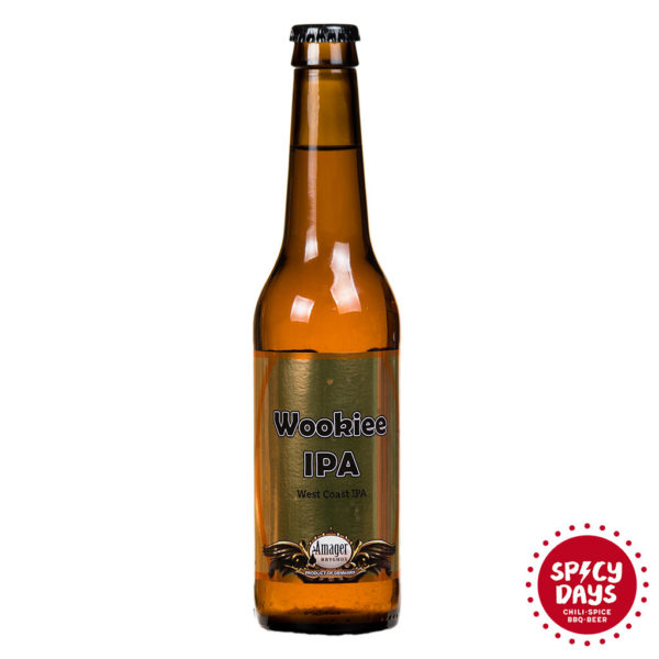 Amager Wookie IPA 0,33l 1