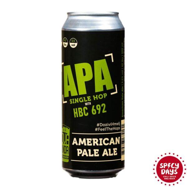Nova Runda APA Single Hop: HBC 692 0,50l 1