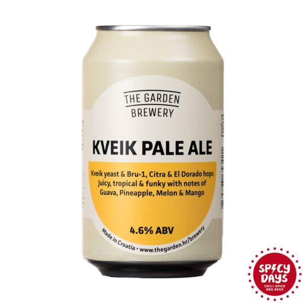 Garden Brewery Kveik Pale Ale 0,33l 1