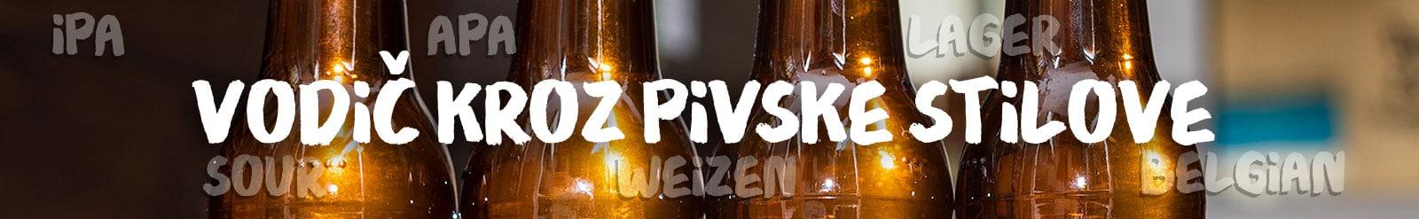 Vodič kroz pivske stilove - SpicyDays.com