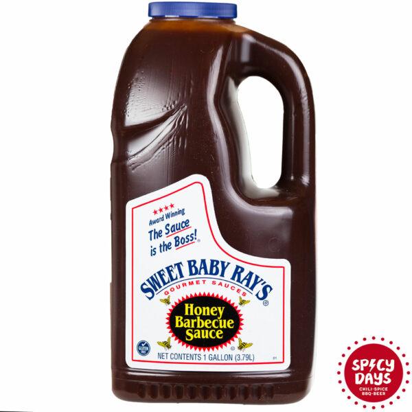 Sweet Baby Rays Honey BBQ umak 3,79l 1