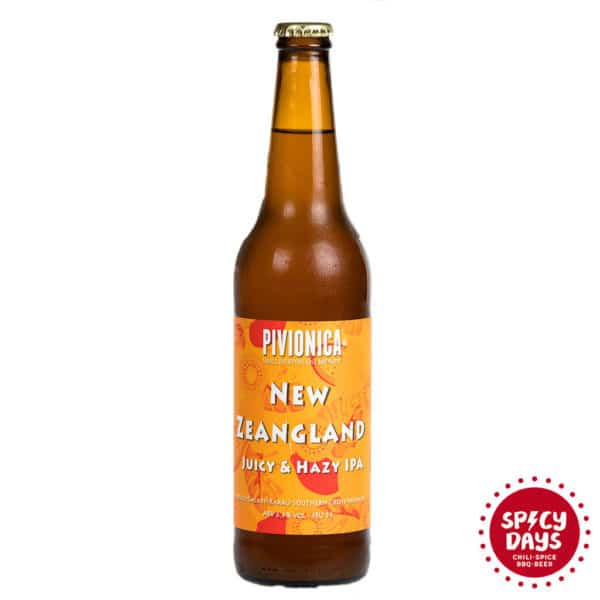 Pivionica New Zeangland Juicy & Hazy IPA 0,50l 1