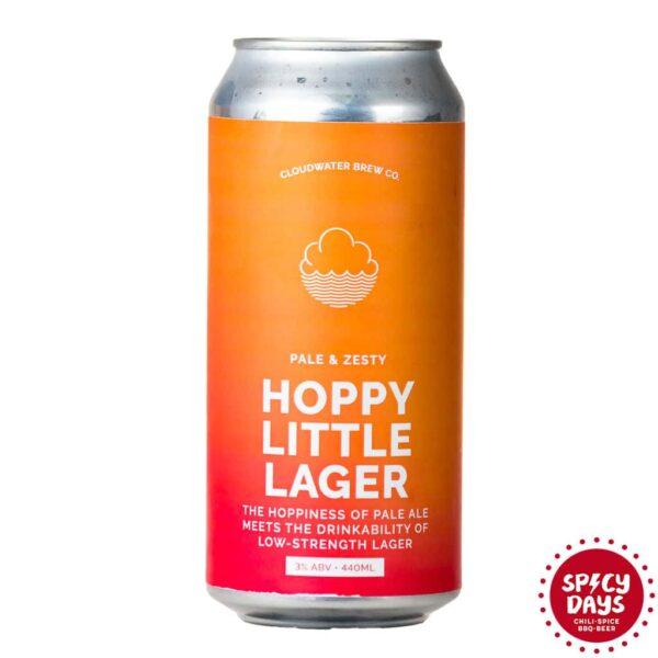 Cloudwater Hoppy Little Lager 0,44l 1