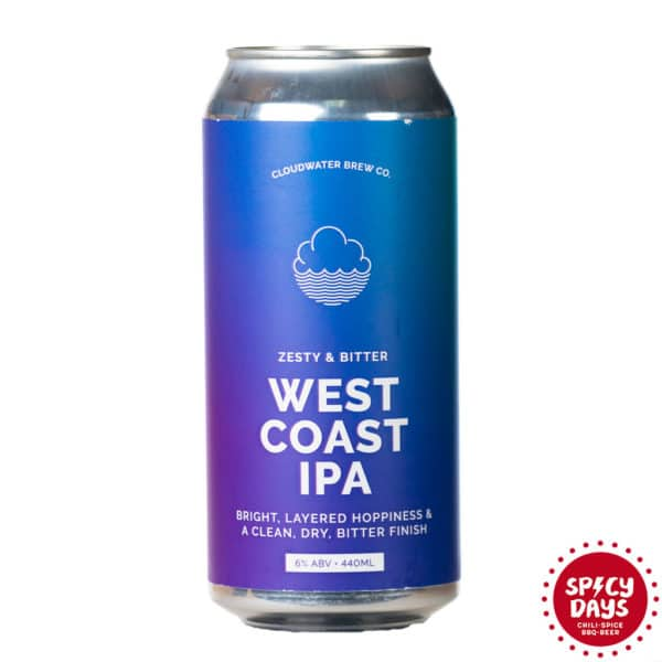 Cloudwater West Coast IPA 0,44l 1