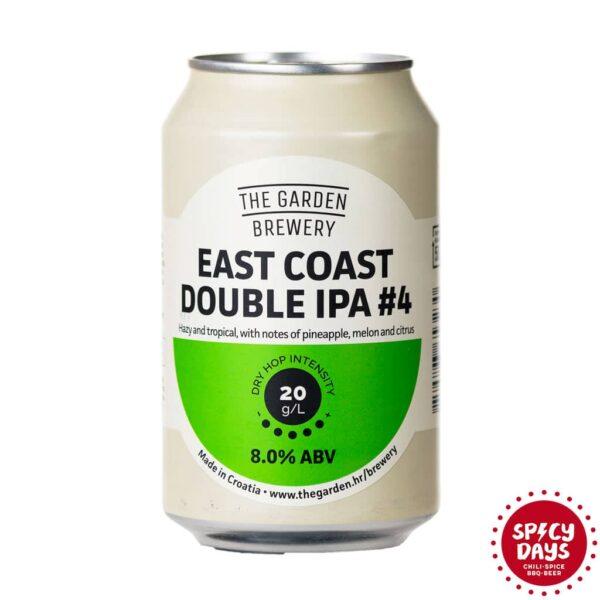 Garden Brewery East Coast DIPA 4 0,33l 1