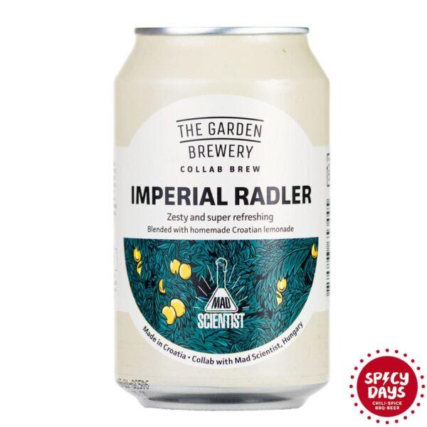 Garden Brewery Imperial Radler 0,33l 1