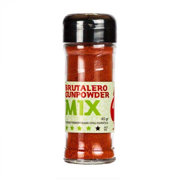 Brutalero Gunpowder Mix 40g 1