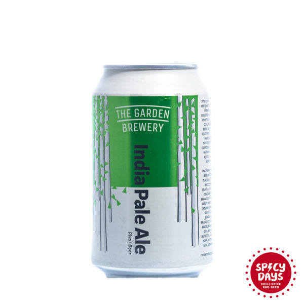 Garden Brewery India Pale Ale 0,33l 1