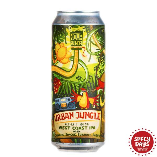 Nova Runda Urban Jungle 0,50l 1