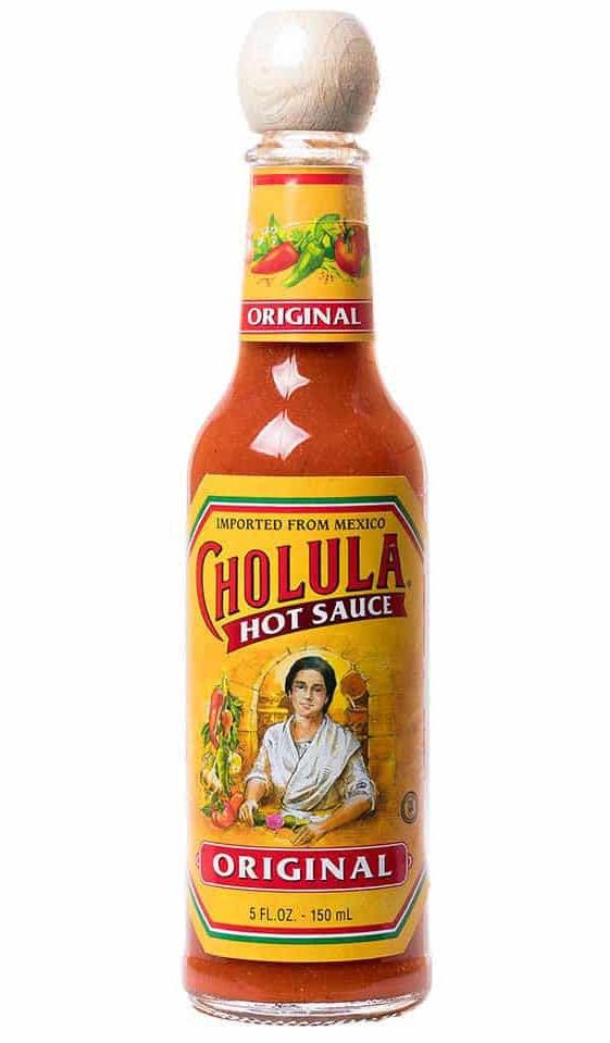 Cholula - SpicyDays.com