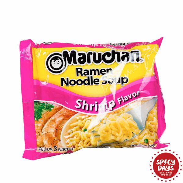 Maruchan Shrimp Ramen Noodle Soup 85g 1