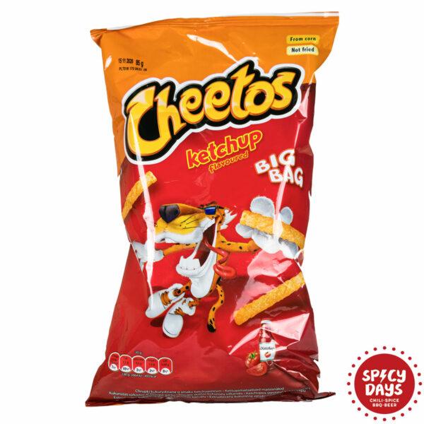 Frito Lay Cheetos Ketchup - čips 85g 1