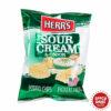 Herr's Sour Cream & Onion čips 28g 2