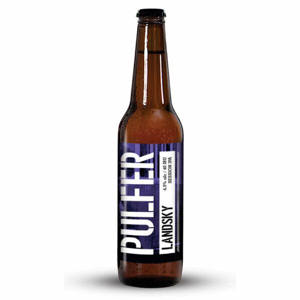 Pulfer Landsky Session IPA 0,50l 1