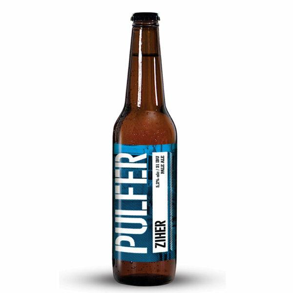 Pulfer Ziher Pale Ale 0,50l 1
