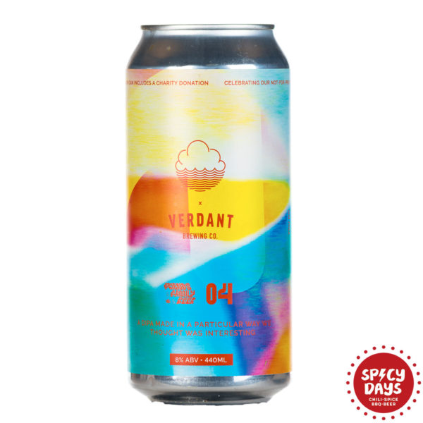 Cloudwater / Verdant You Do DIPA 0,44l 1