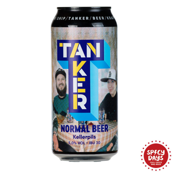 Tanker Normal Beer 0,44l 1