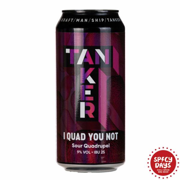 Tanker / DOK I Quad You Not 0,44l 1