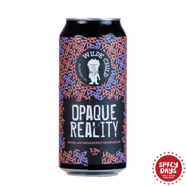 Wilde Child Opaque Reality 0,44l 1