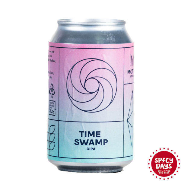 Motive Beer Company Time Swamp DIPA 0,33l 1