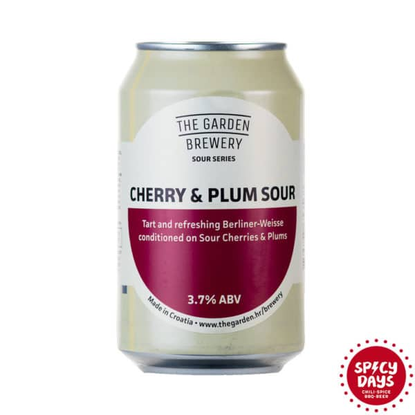 Garden Brewery Cherry & Plum Sour 0,33l 1