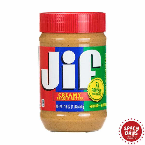 Jif Creamy Peanut Butter maslac od kikirikija 454g 1