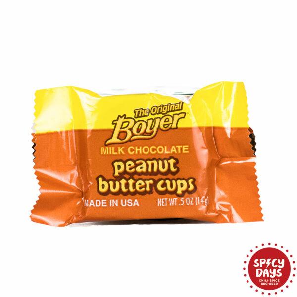 Boyer Mallo Peanut Butter Cup bite size 14g 1