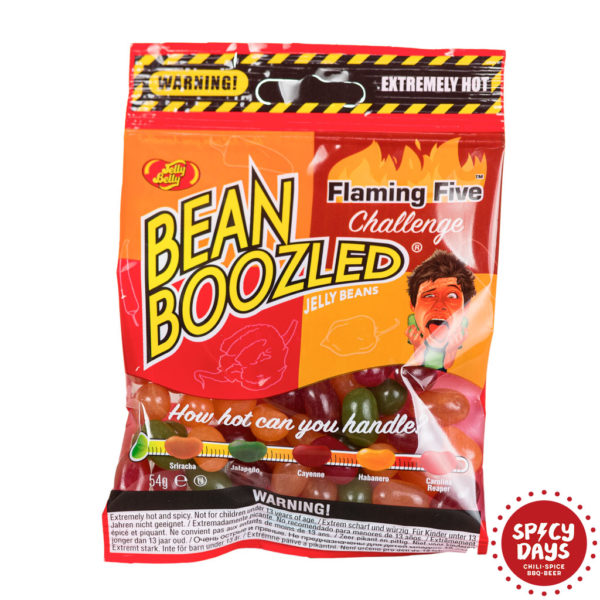 Jelly Belly Beanboozled Flaming Five 54g 1