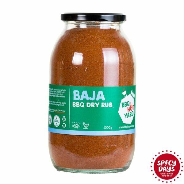 Baja BBQ Dry rub mješavina začina za roštilj 1 kg 1
