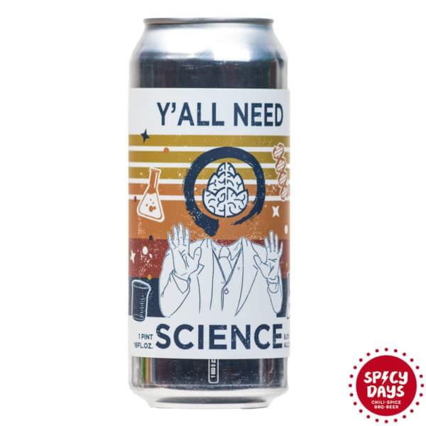 Equilibrium / Cerebral Y'all need Science 0,473l 1