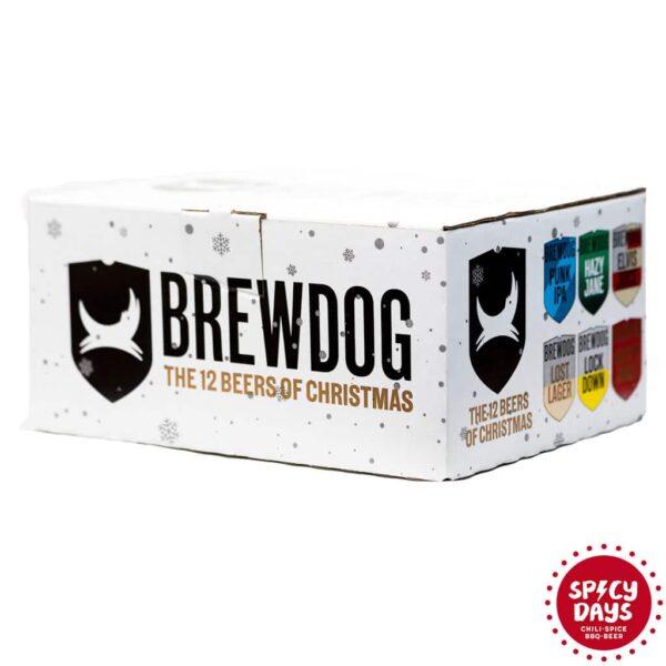 Brewdog poklon paket - 12 beers of Christmas (6x2x0,33l) 2