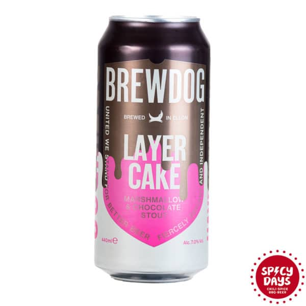 Brewdog Layer Cake 0,44l 1