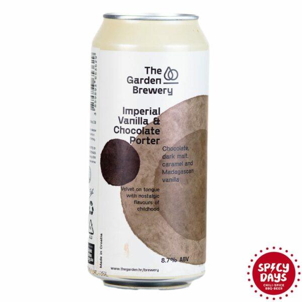 Garden Brewery Imperial Imperial Vanilla & Chocolate Porter 0,44l 1