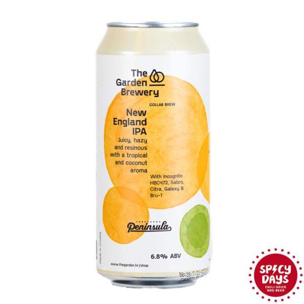 Garden Brewery / Peninsula - New England IPA 0,44l 1