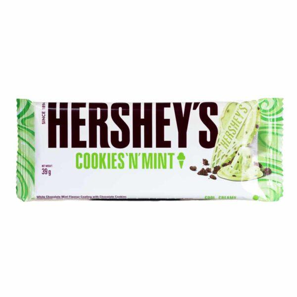 Hershey's Cookies n Mint 39g 1