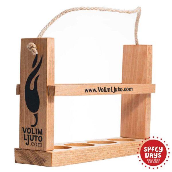 Drveni stalak za umake 2